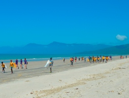 Wungu Beach Clean-Up